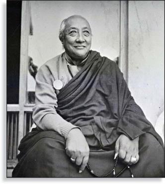 Dilgo Khyentse