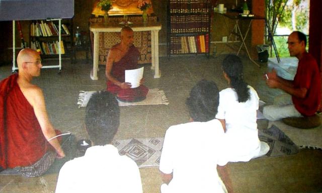Class with Pemasiri
