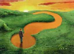 question path