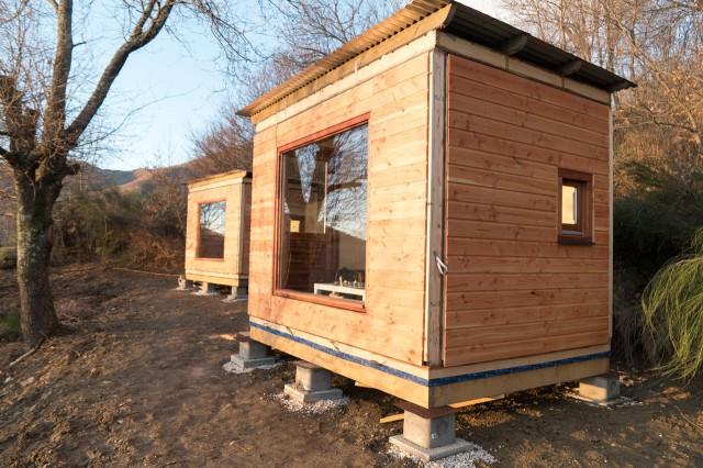 meditation hut gomde pyrenees